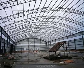 包头钢结构公司工程——中铁集团,衡水高铁项目部